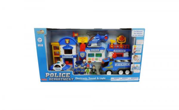 Sectia de politie 0