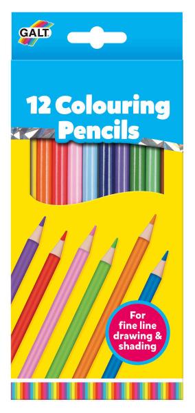 Set 12 creioane de colorat 0
