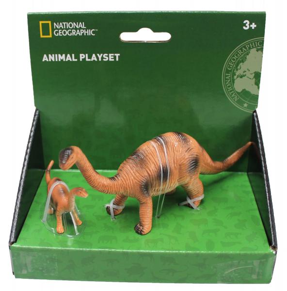 Set 2 figurine - Apatosaurus 0