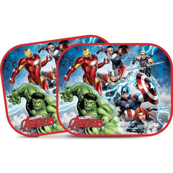 Set 2 parasolare Avengers Eurasia 28036 0