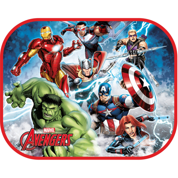 Set 2 parasolare Avengers Eurasia 28036 1