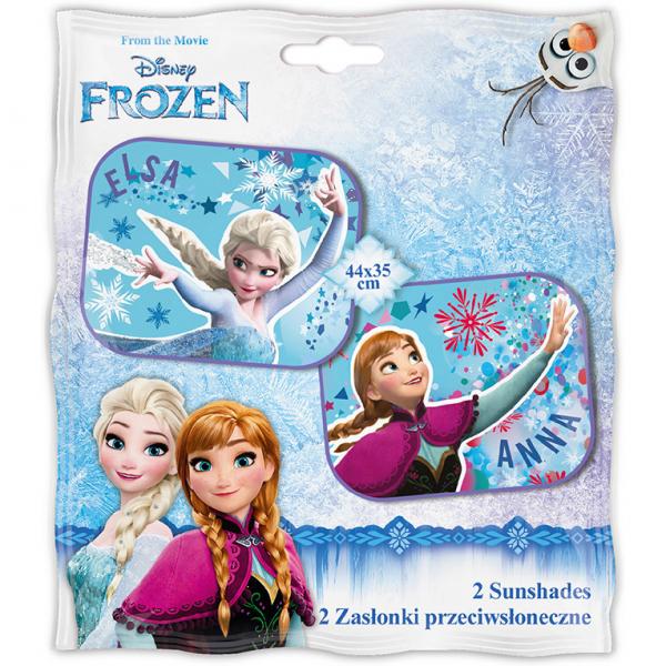 Set 2 parasolare Frozen Anna si Elsa Seven SV9312 3