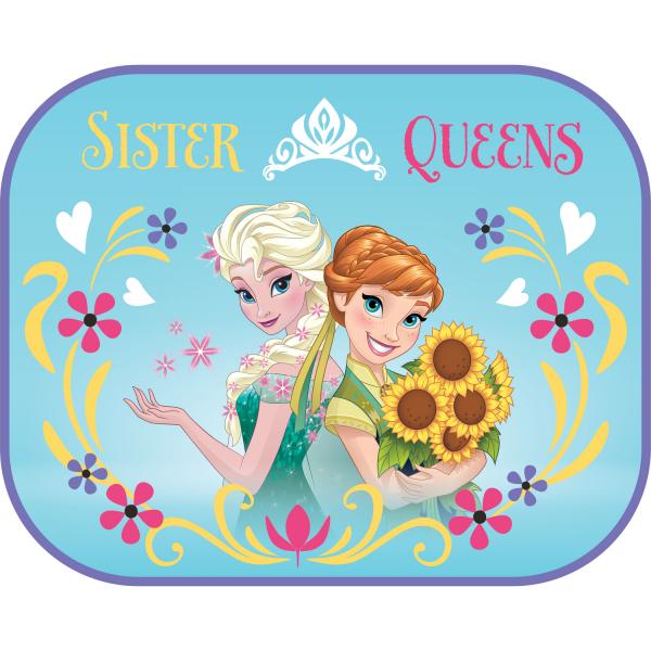 Set 2 parasolare Frozen Sister Queens Seven SV9317 1