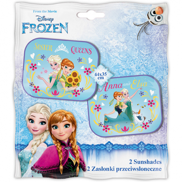 Set 2 parasolare Frozen Sister Queens Seven SV9317 3