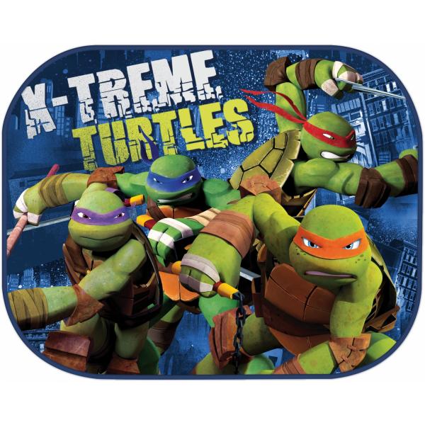 Set 2 parasolare Ninja Turtles Eurasia 80101 [0]