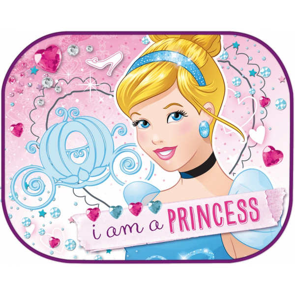 Set 2 parasolare Princess Disney Eurasia 28207 [1]