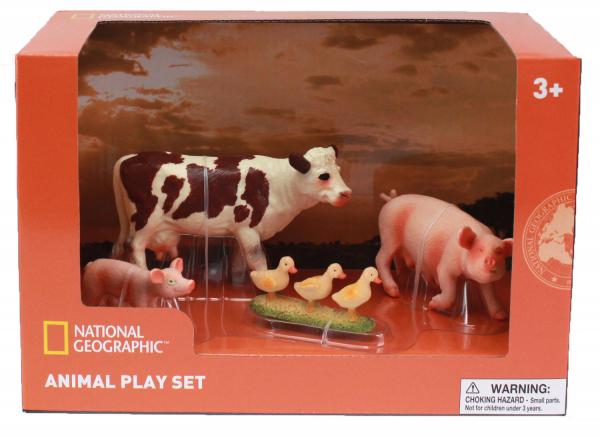 Set 4 figurine - Animalutele de la ferma 0