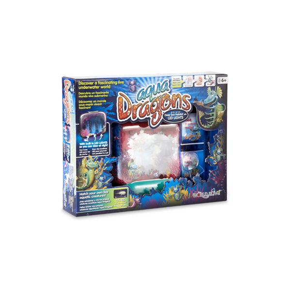 Set Acvariu Aqua Dragons Deluxe World Alive W4003 0