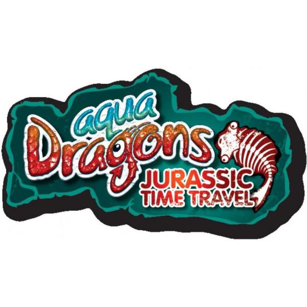 Set Acvariu Aqua Dragons Jurassic Time Travel EGGspress World Alive W4005 3