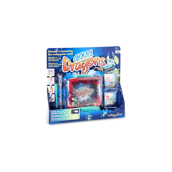 Set Acvariu Aqua Dragons Underwater World World Alive W4001 0