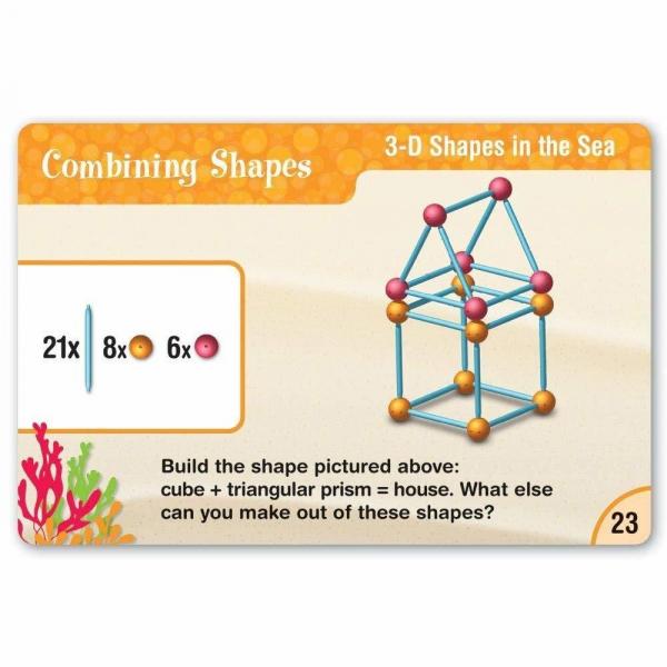 Set constructie - Forme 3D 4