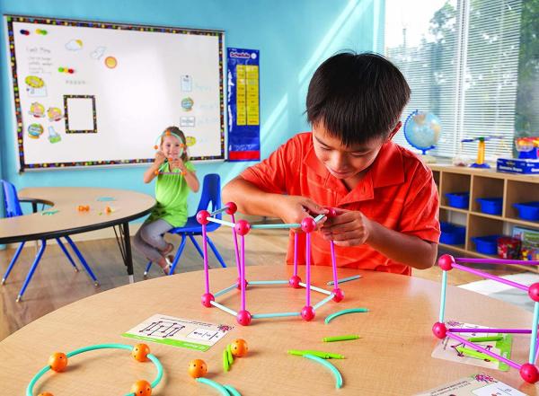 Set constructie - Forme 3D 8