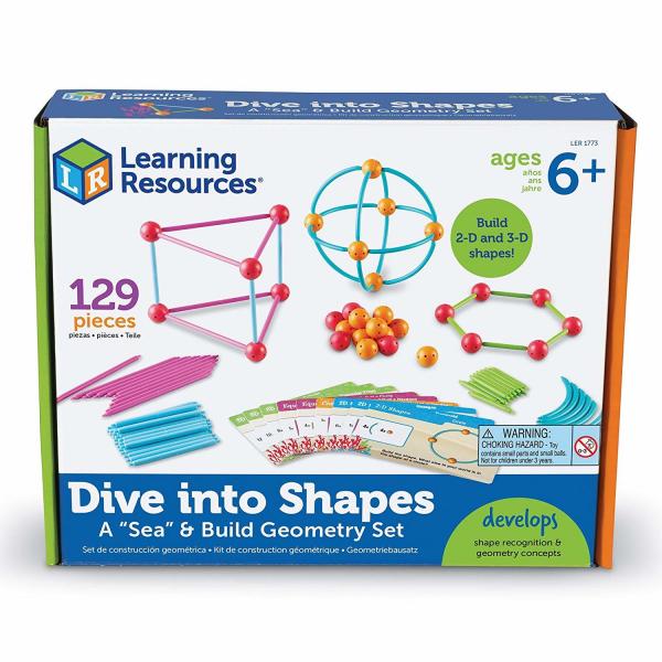 Set constructie - Forme 3D 2