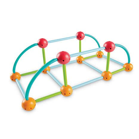 Set constructie - Forme 3D - Explorers 0