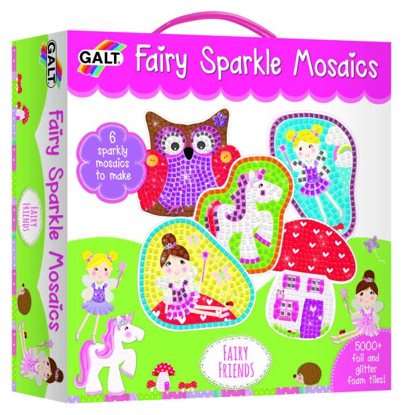 Set creativ - Mozaic Fairy Friends 0