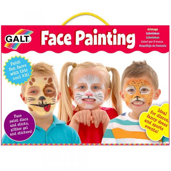 Set creativ pentru pictura pe fata 0