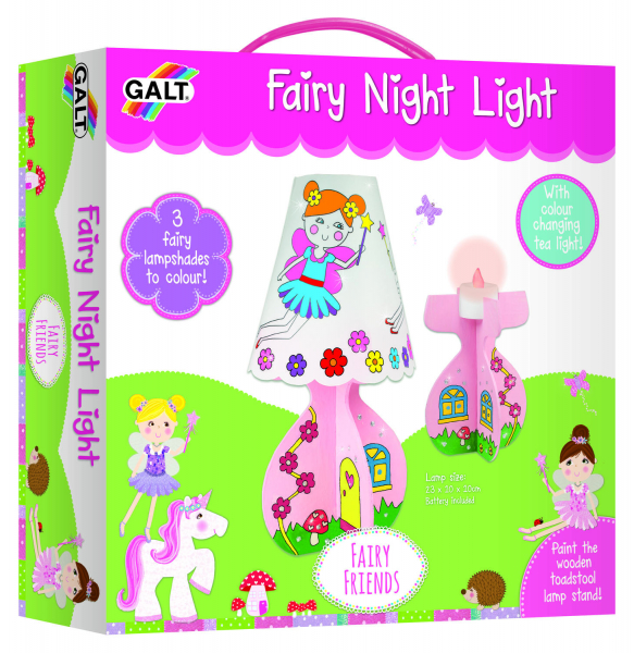 Set creativ - Veioza Fairy 0