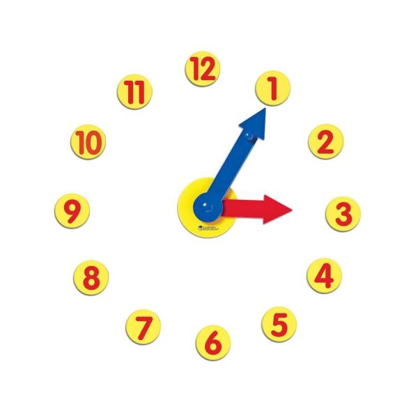 Set de activitati cu ceas 0