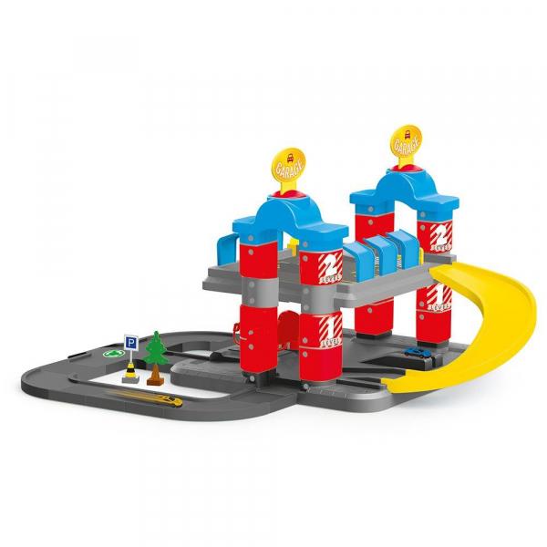 Set de constructie - Garaj cu 2 niveluri 0