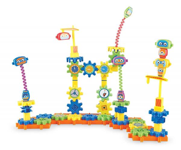 Set de constructie - Gears! Fabrica de robotei 0