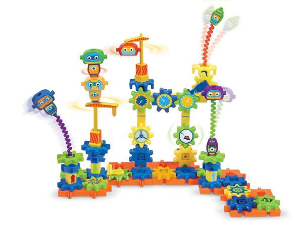 Set de constructie - Gears! Fabrica de robotei 1
