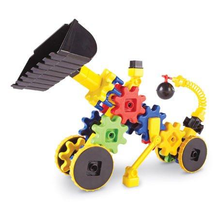 Set de constructie - Gears! Primul meu buldozer 1