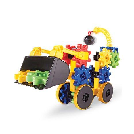 Set de constructie - Gears! Primul meu buldozer 2