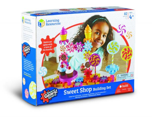 Set de constructie - Gears! Sweet Shop 0