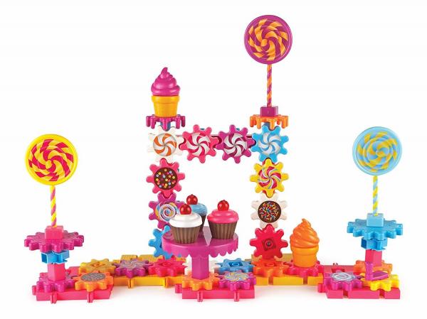 Set de constructie - Gears! Sweet Shop 1