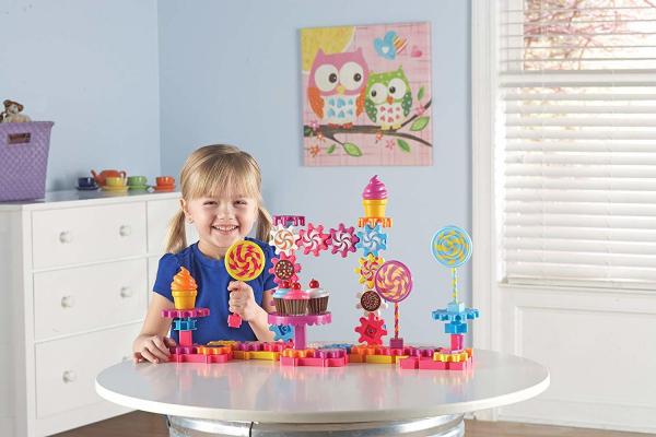 Set de constructie - Gears! Sweet Shop 2