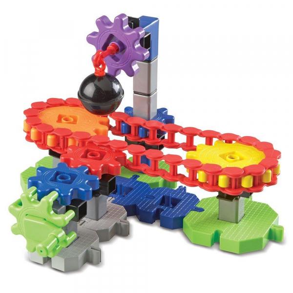 Set de constructie Gears! - Utilaje in miscare 4