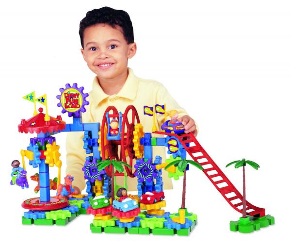 Set de constructie motorizat 1