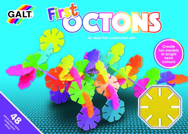 Set de construit - First Octons - 48 piese 1