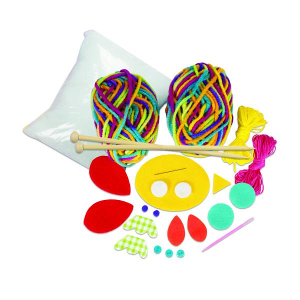 Set de tricotat - Bufnita 2