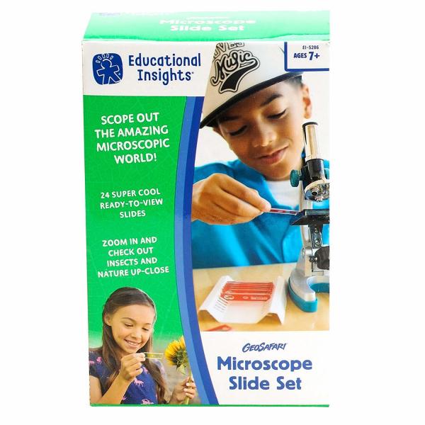 Set diapozitive pentru microscop 0