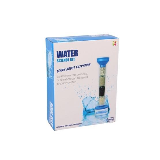 Set experimente cu apa - Filtrarea 0