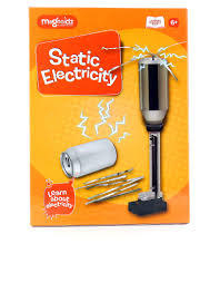 Set experimente - Electricitate statica 0