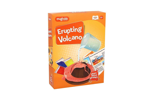 Set experimente - Eruptia vulcanica 0