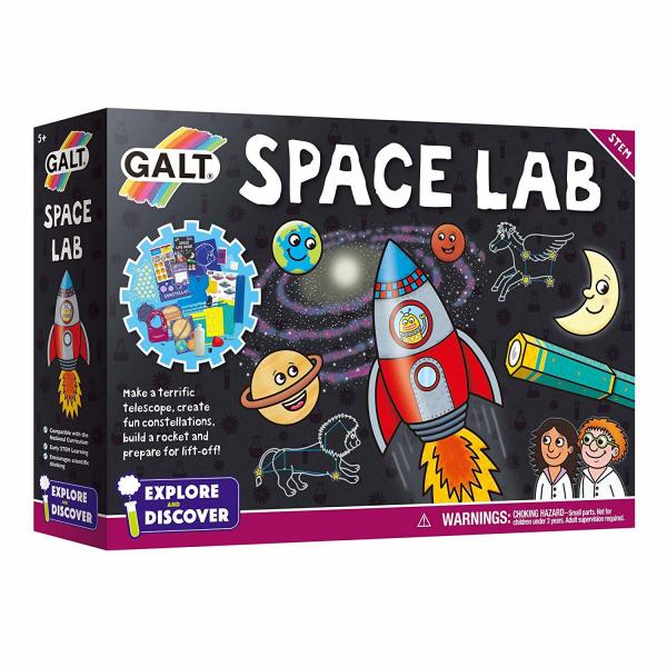 Set experimente - Laboratorul spatial 0