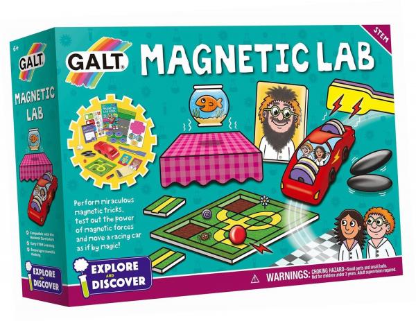 Set experimente - Magnetic Lab 0