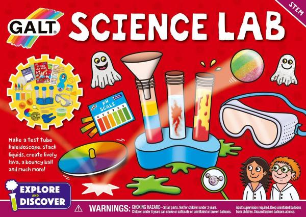 Set experimente  - Science Lab 0