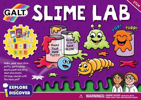 Set experimente - Slime lab 0
