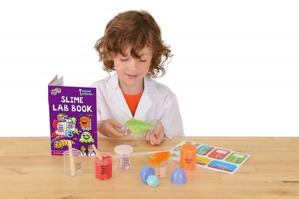 Set experimente - Slime lab 1