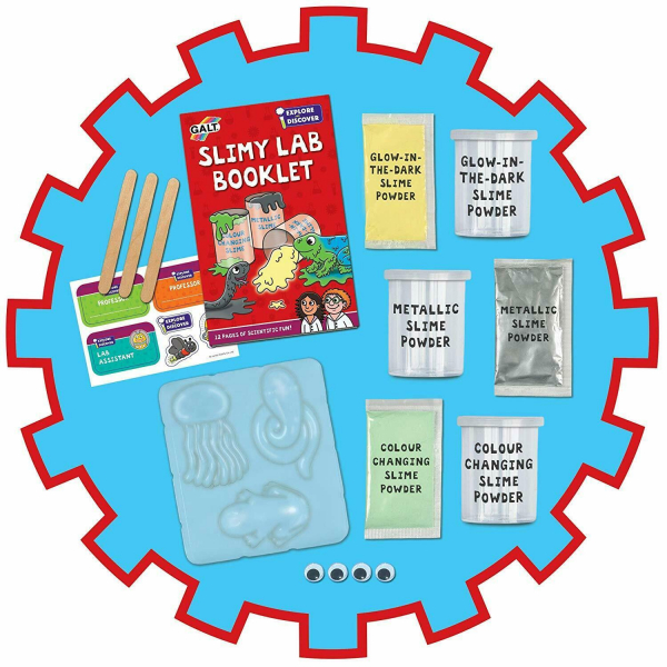 Set experimente - Slimy Lab 1