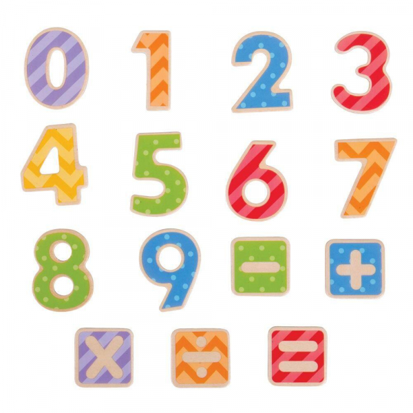 Set numere magnetice 0