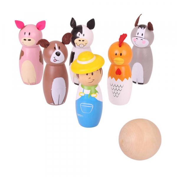 Set popice - Animale de la ferma 0