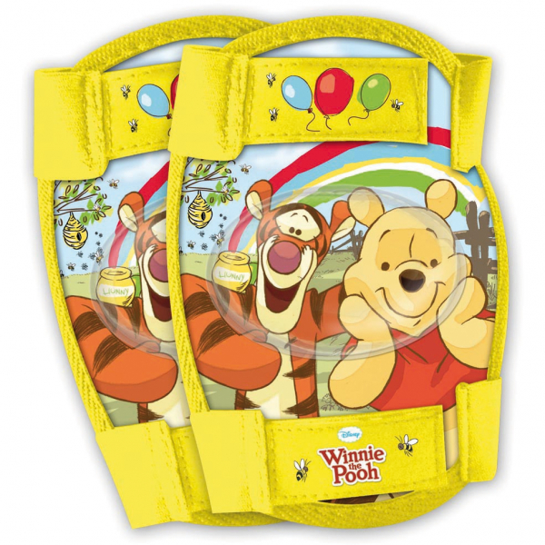 Set protectie Cotiere Genunchiere Winnie The Pooh  Disney Eurasia 35401 0