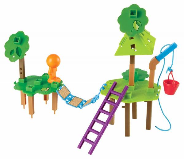Set STEM - Casuta din copac 0