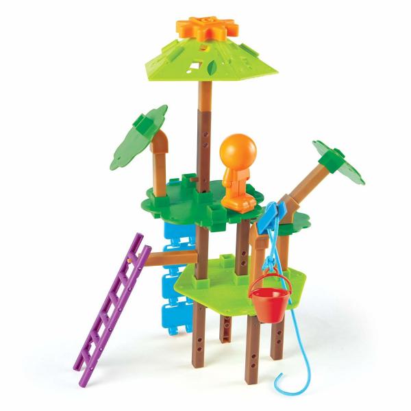Set STEM - Casuta din copac 1
