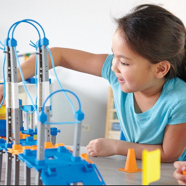 Set STEM - Construieste oraselul 2